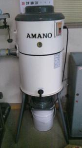 無洗米の機械